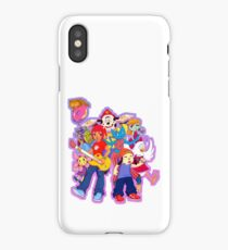 Lammy and Parappa Parade iPhone Case/Skin