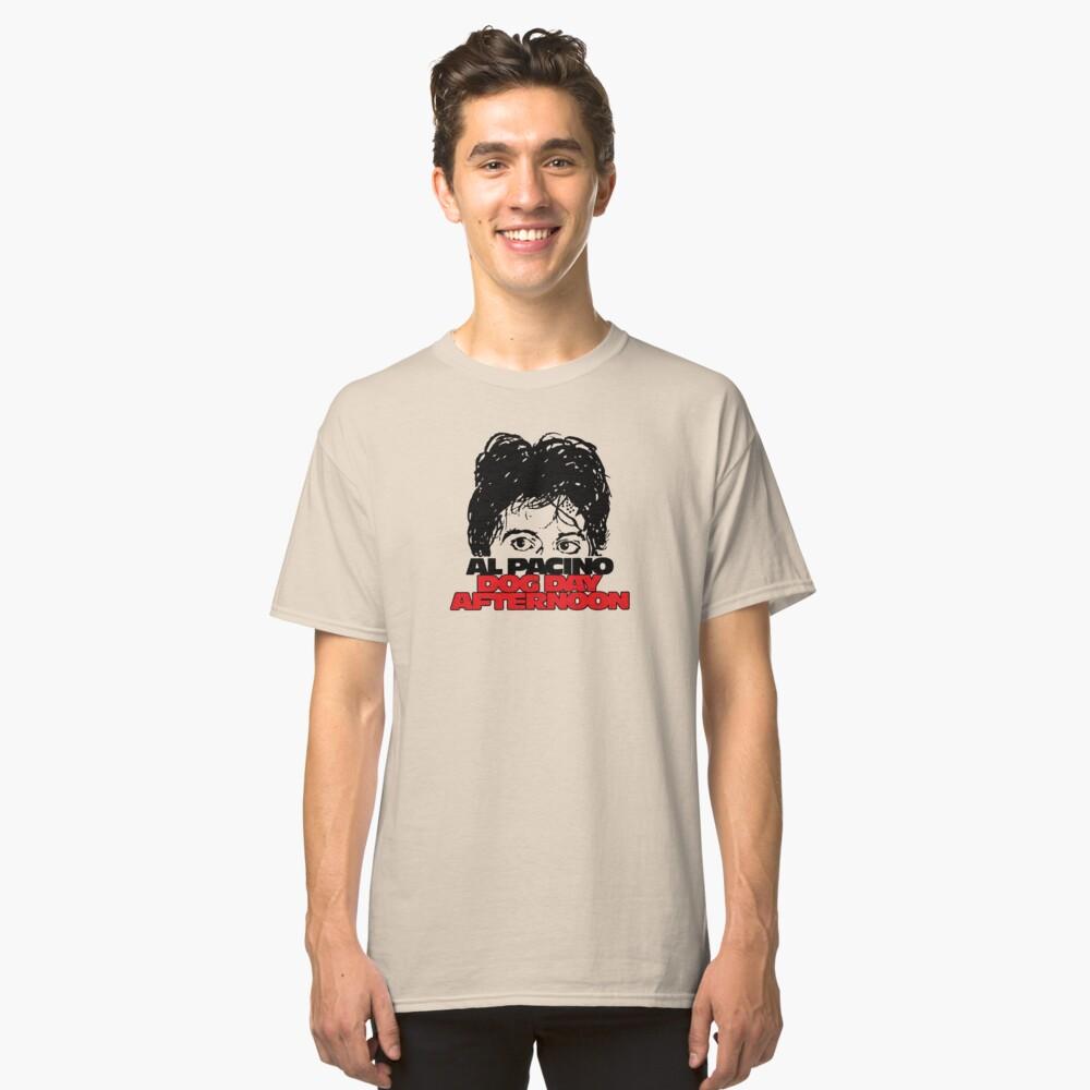 Pacino Dog Day Nachmittag Classic T-Shirt