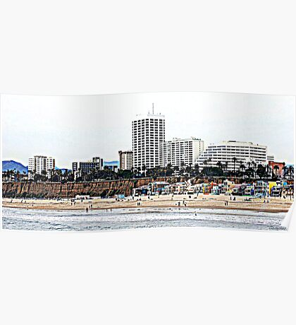 Other Side of the Beach Poster