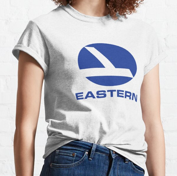 Eastern Airlines Shirt Defunct Airline Tshirt Classic T-Shirt