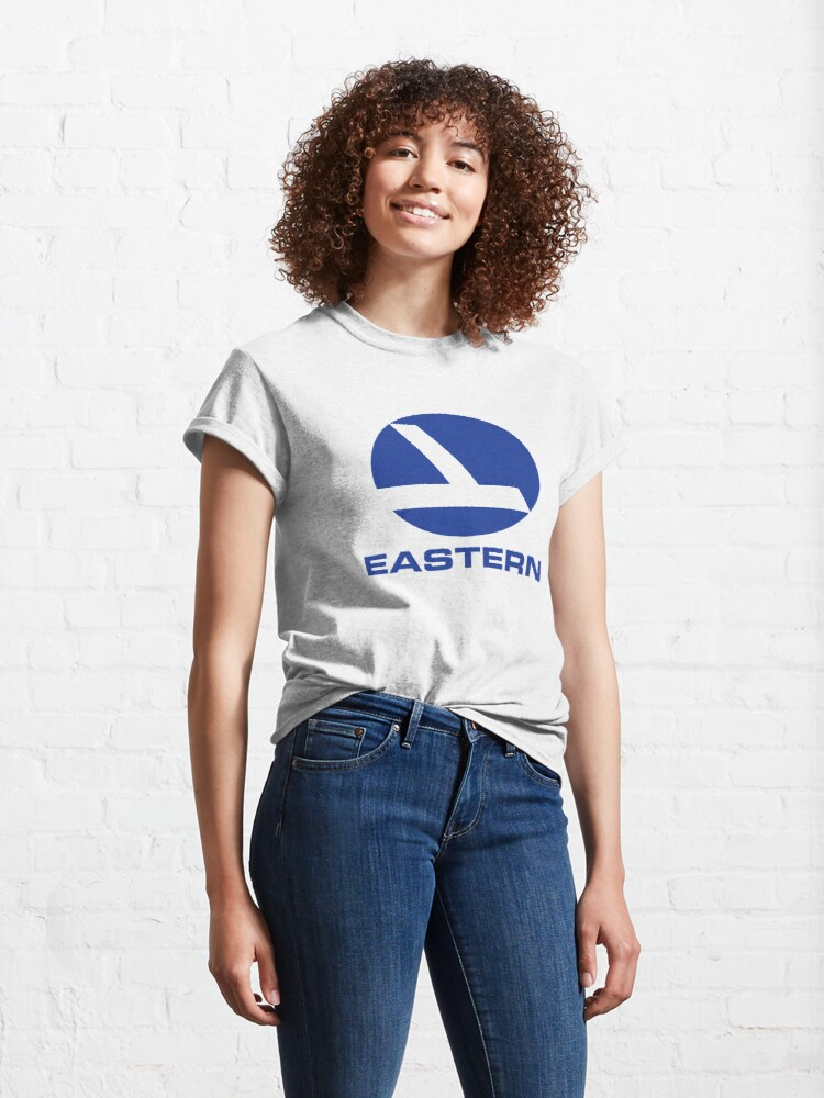 Alternate view of Eastern Airlines Shirt Defunct Airline Tshirt Classic T-Shirt
