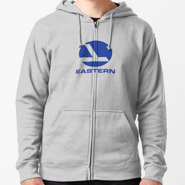 Eastern Airlines Shirt Defunct Airline Tshirt Zipped Hoodie