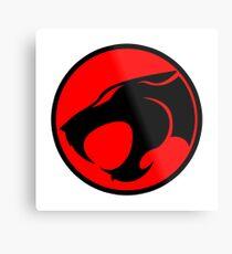 Thundercats Logo Metal Print
