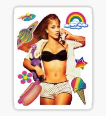 britney 2000 edit Sticker