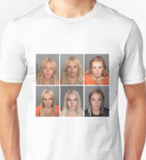 Lindsay Lohan Unisex T-Shirt