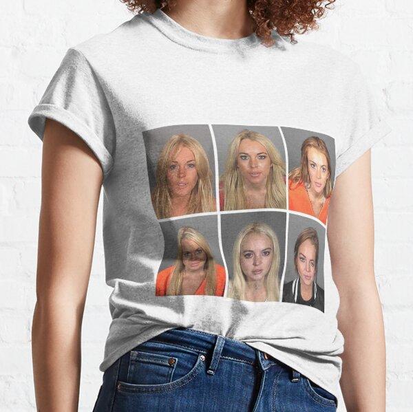 Lindsay Lohan Classic T-Shirt