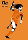 G is for Gullit by miniboro