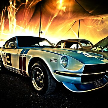 Datsun Z racing by CoolCarVideos