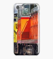 Vintage Locomotives iPhone Case/Skin