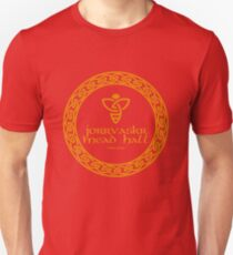 Jorrvaskr Mead Hall Unisex T-Shirt