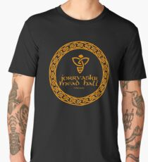 Jorrvaskr Mead Hall Men's Premium T-Shirt
