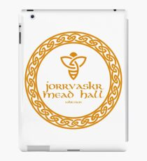 Jorrvaskr Mead Hall iPad Case/Skin