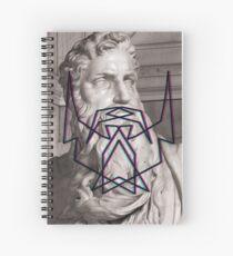 THEBEARDEDHOMO Spiral Notebook