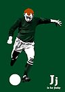 J is for Jinky by miniboro