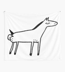 Happy Horse Wall Tapestry