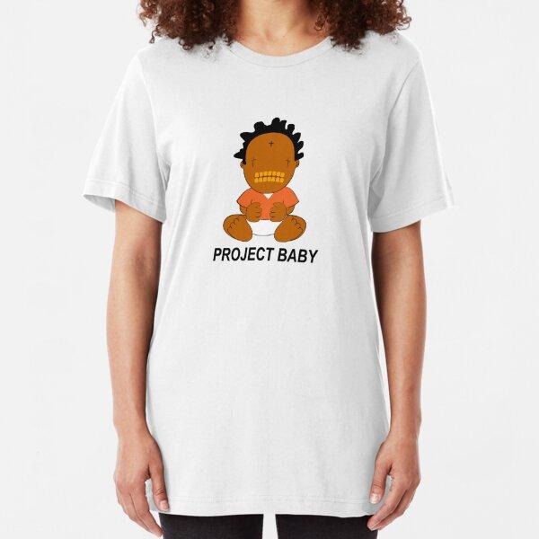 Kodak Black Project Baby Slim Fit T-Shirt