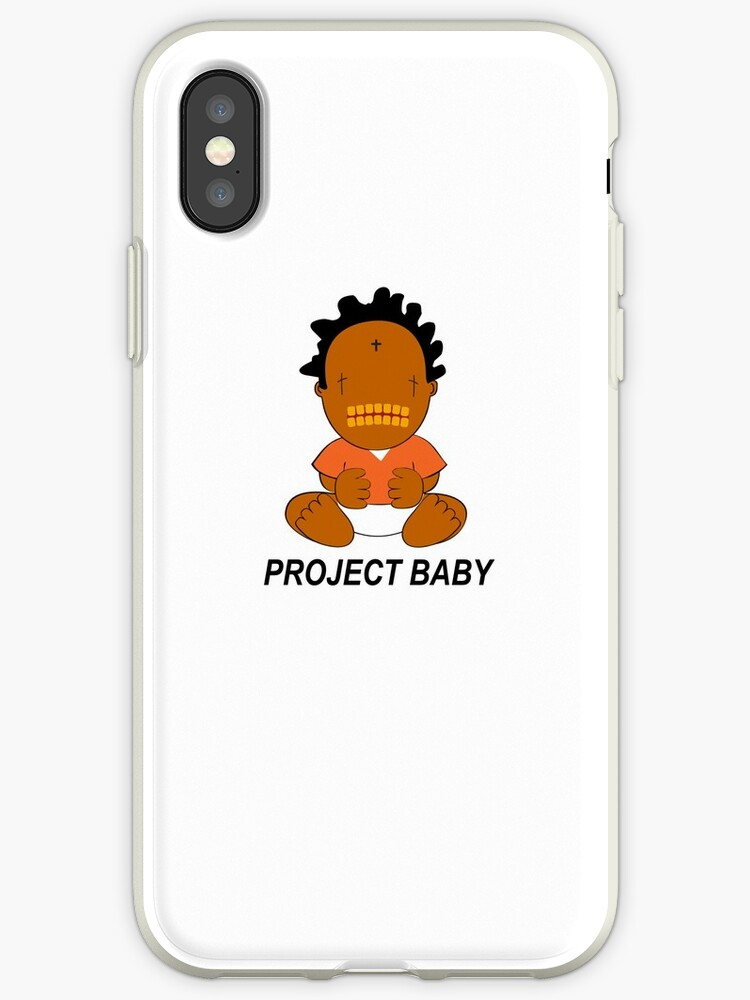 new concept 135b2 ad9af 'Kodak Black Project Baby' iPhone Case by jackyboi