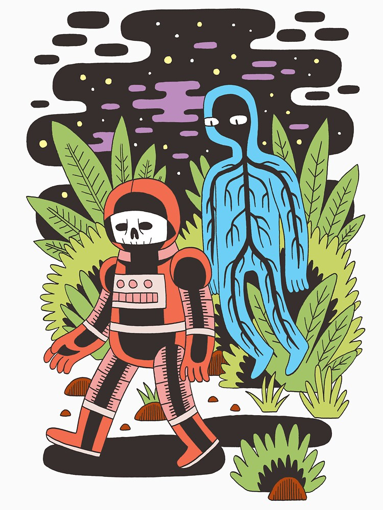 Ghost Space by jackteagle