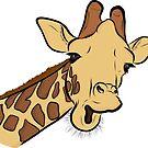 O Giraffe!  by rmcbuckeye