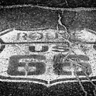 Route 66 by Dennis Wells