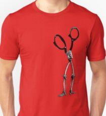 Running with scissors Slim Fit T-Shirt