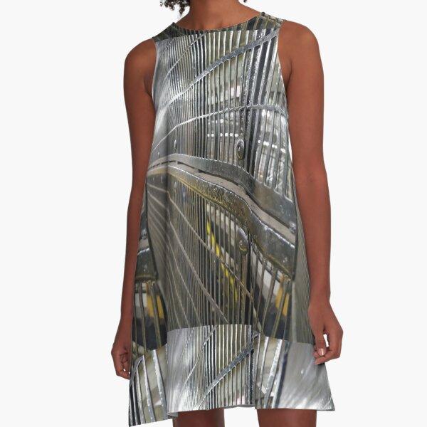 Cage A-Line Dress