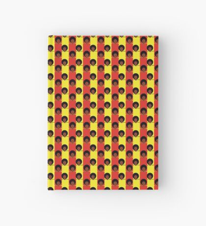 Pan-Afro1 Hardcover Journal
