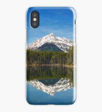 Reflections at Herbert Lake iPhone Case/Skin