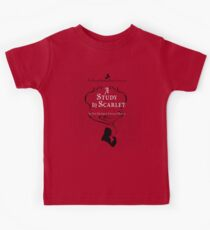 Sherlock Holmes - A Study in Scarlet Kids Clothes