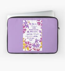 A Mother's Word Laptop Sleeve