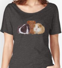Guinea Pigs Women's Relaxed Fit T-Shirt