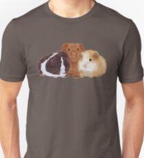 Guinea Pigs Unisex T-Shirt