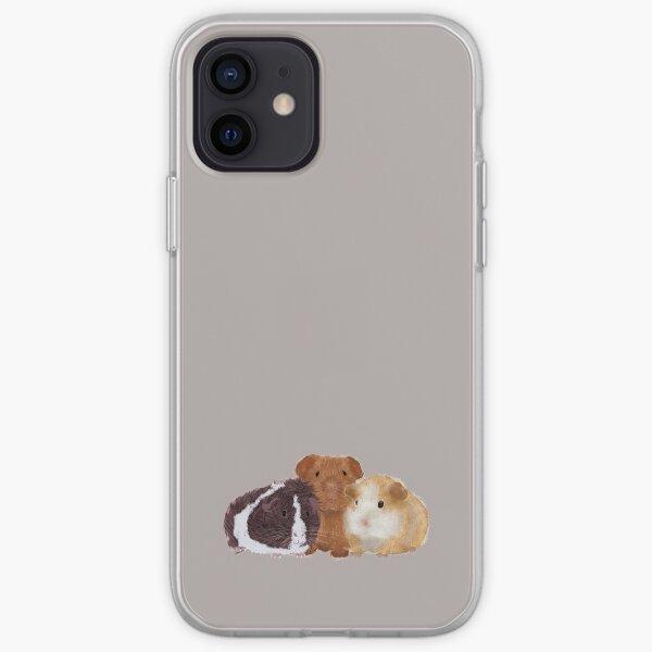 Guinea Pigs iPhone Soft Case