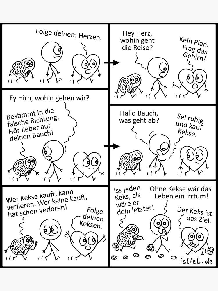 Ziel - islieb-Comic von islieb