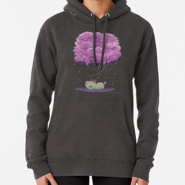 Dehra Napping Pullover Hoodie