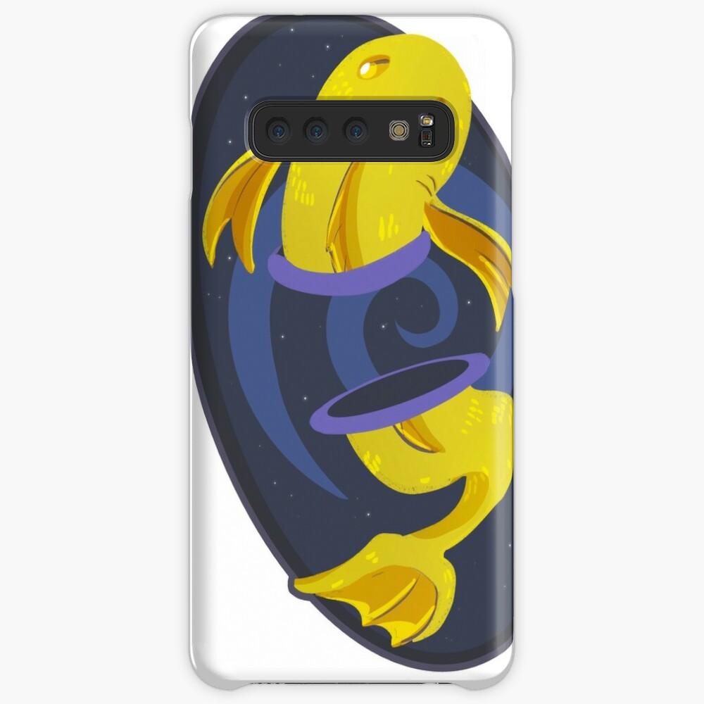 Cosmic Fish logo Case & Skin for Samsung Galaxy