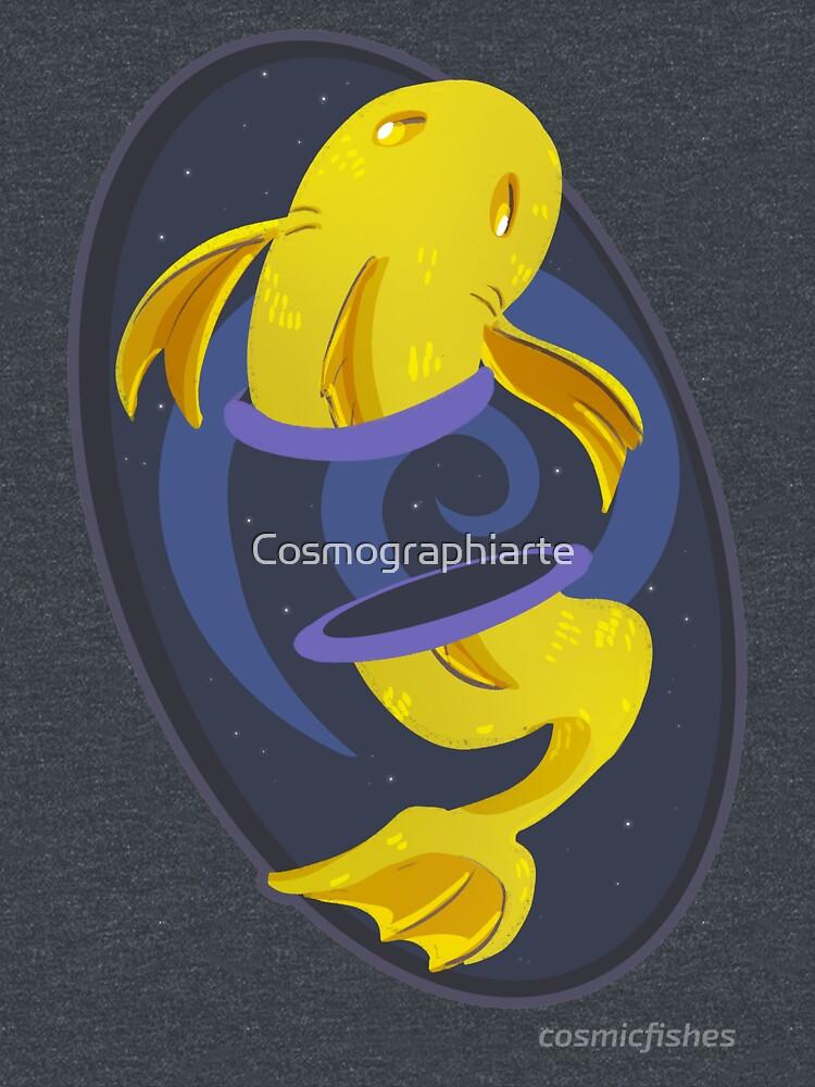 Cosmic Fish logo by Cosmographiarte