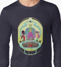 Planetary Guardians Long Sleeve T-Shirt