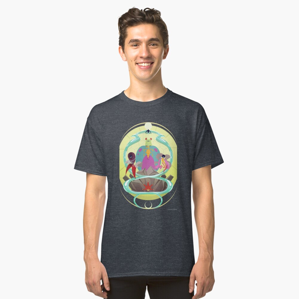 Planetary Guardians Classic T-Shirt