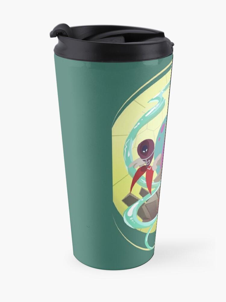 Alternate view of Planetary Guardians Travel Mug