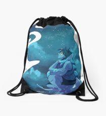 Different Skies Drawstring Bag