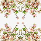 Cherry Blossom Fizz  Pattern 1596 by Candy Paull