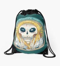 Madame Lich  Drawstring Bag
