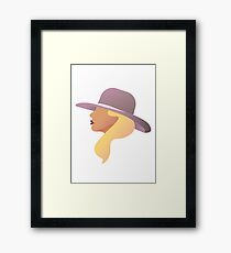 Joanne Framed Print
