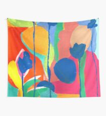Flowers VII Wall Tapestry