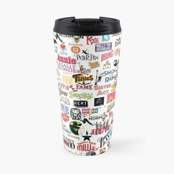 Musical Logos Travel Mug