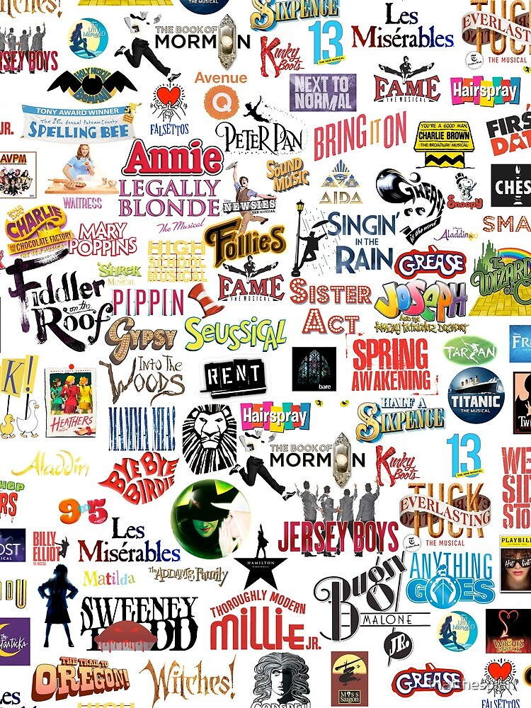 Musical Logos (Cases, Duvets, Books, Clothes etc) by thatthespian