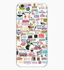 Musical Logos (Cases, Duvets, Books, Clothes etc) iPhone Case