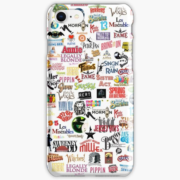 Musical Logos (Cases, Duvets, Books, Clothes etc) iPhone Snap Case