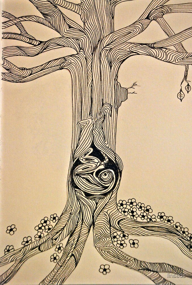 the tree of life by linsads